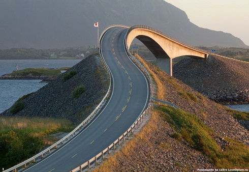 Сторсесундетский мост норвегия 1989